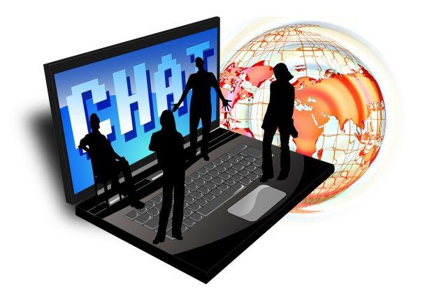 Poznawanie nowych ludzi przez internet